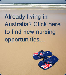 Already living in Australia? Click here for nursing opportunities.